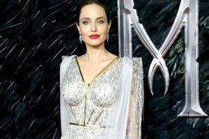 Angelina Jolie deja ver la intimidad de su hogar en fotos tomadas por su hijo Knox