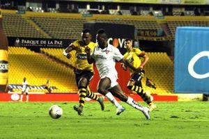 Polémica por post de Liga de Quito al referirse a BSC como Barcelona de Guayaquil