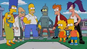 Los Simpson: estos son los siete mejores crossovers en la historia de la serie