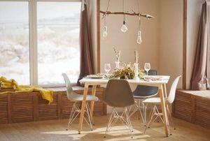 5 mesas de comedor pequeñas y discretas para cuando el espacio es reducido