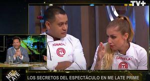 """Ignacio Román reabrió vieja herida: dice que final de MasterChef fue """"arreglada"""" y que antes ya le habían dicho que """"iba a salir segundo"""""""