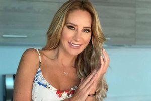 Geraldine Bazán muestra sin una gota de maquillaje que la belleza no tiene edad