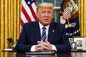 Trump activa el estado de emergencia nacional en EU por coronavirus