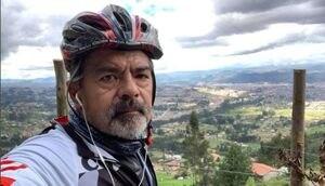 Autoridades del deporte lamentan la muerte del exciclista olímpico Jhon Jarrín