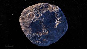 NASA começa a montagem final de nave espacial que vai monitorar asteroide Psyche