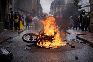 Venezuela rechaza que se responsabilice a Maduro de las protestas en Colombia