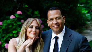 El tierno mensaje que Alex Rodríguez le dedica a Jennifer Lopez, su amada prometida