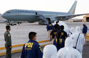 Ya van 547 este año: Gobierno expulsa de Chile a 77 migrantes