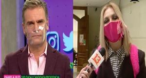 Pamela Jiles denuncia que Canal 13 borró su tensa entrevista en el matinal