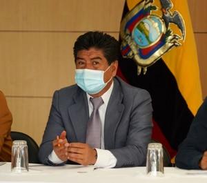 TCE emitió resolución sobre el recurso horizontal planteado por Jorge Yunda