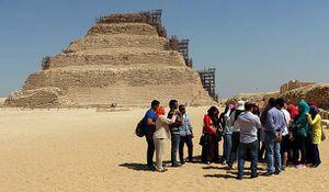 ¿De qué año es la pirámide más antigua del mundo y dónde está?