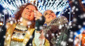 Consejos para tener una imagen corporal positiva durante la Navidad