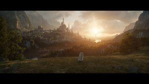 Amazon compartió un primer vistazo a la serie de El Señor de los Anillos