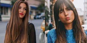 Cortes de cabello modernos para cambiar de look sin sacrificar el largo de tu melena