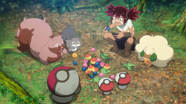"""""""Pokémon: Los secretos de la selva"""""""