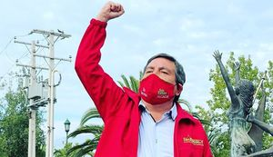 Miguel Ángel Aguilera se entregó a la PDI para irse a prisión preventiva