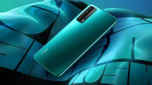 Huawei lanza en Chile su nuevo Y7a, con batería de 5000 mAh y cámara cuádruple