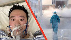 """Coronavirus: Muere el médico que advirtió sobre la enfermedad y que fue castigado por """"difundir rumores"""""""
