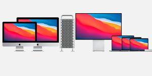 Apple Silicon llega con nuevas Macs de escritorio, MacBooks portátiles y más con el procesador M1