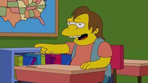 Los Simpson: ¿quién es el verdadero padre de Nelson?