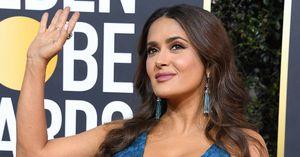 Una Salma Hayek sin maquillaje vuelve a deslumbrar en Instagram