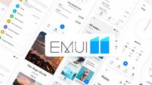 Huawei: la beta de EMUI 11 llegará a esos 37 celulares y dispositivos