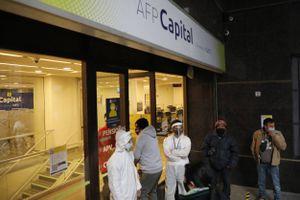 Segundo retiro del 10% de la AFP: en qué piensan gastar esa plata los chilenos