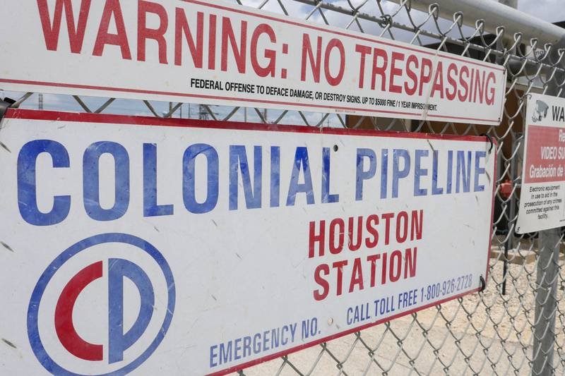 Colonial Pipeline paga 5 mdd a hackers
