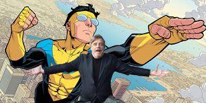 Invincible ficha a Mark Hamill y Steven Yeun: será una animación para adultos