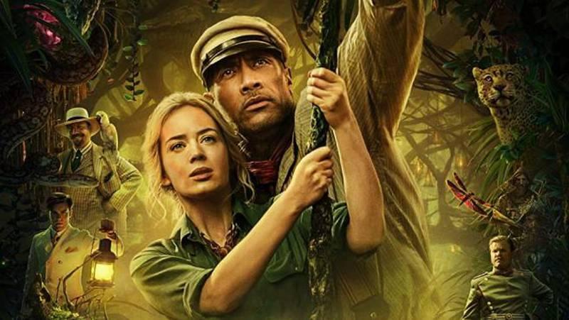 """""""No nos gustaría vivir eternamente"""": Jungle Cruise"""
