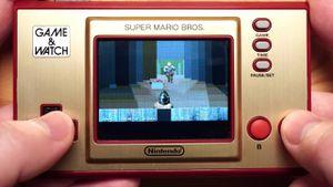Nintendo: el Game & Watch ya puede correr DOOM, Pokémon, Zelda y otros legendarios juegos