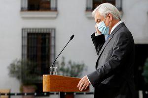 """Piñera es acusado ante la Corte Penal Internacional por """"crímenes de lesa humanidad"""""""