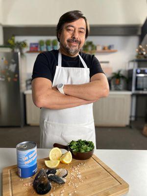 """""""Sospechosa la hue*"""": Bombo Fica es el nuevo confirmado para """"El discípulo del chef"""""""