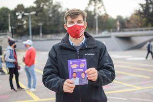 Daniel Stingo logra la mayor votación en elección de constituyentes en todo Chile