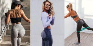 Rutina de ejercicios fáciles para levantar y dar forma a glúteos planos