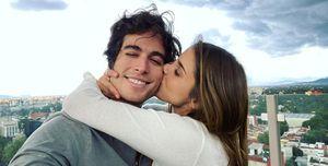 Las fotos que reavivan los rumores de que Danilo Carrera y Michelle Renaud volvieron
