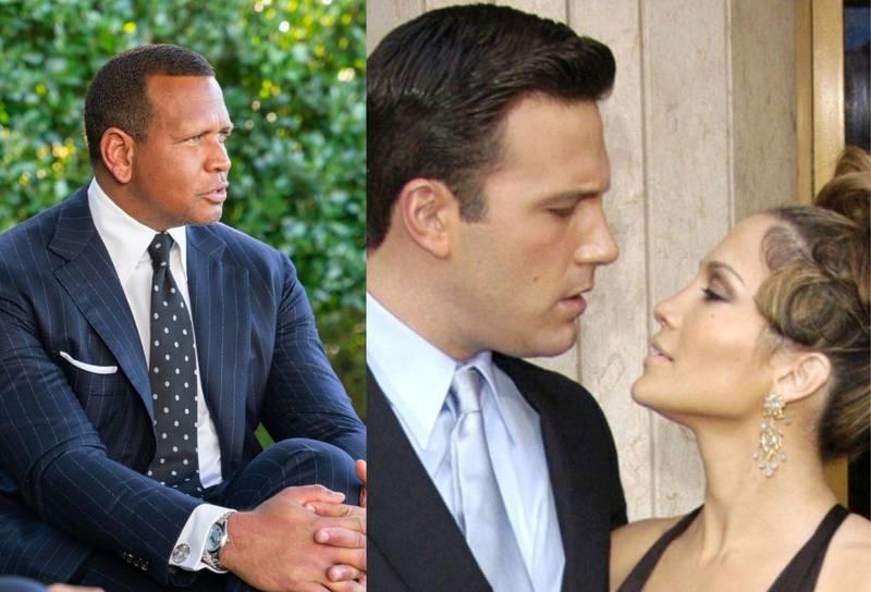 """Esta fue la reacción de """"A-Rod"""" al enterarse de la nueva relación de Jennifer López y Ben Affleck"""