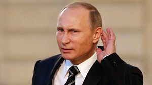 Coronavirus: Vladimir Putin aprueba vacuna contra Covid-19 e inyecta a su hija