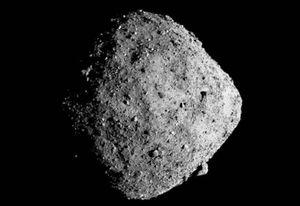 La NASA identificó los efectos que causa la luz solar en el asteroide Bennu