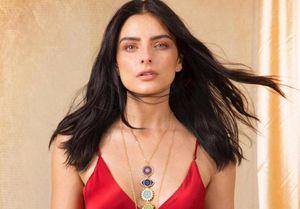 Aislinn Derbez da una lección de amor propio al mostrar sus imperfecciones en Instagram