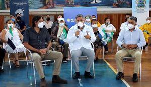 Galápagos, primera provincia del Ecuador libre de coronavirus tras vacunación