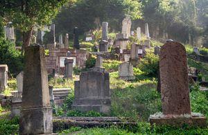 Trabajador de una funeraria grabó sonidos extraños y el video se hizo viral