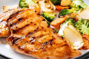 Receta ideal para lograr un pollo a la plancha extra jugoso