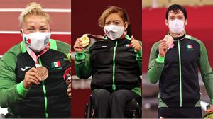 Medallero de México en los Juegos Paralímpicos de Tokio 2020
