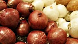 Hay brote masivo de salmonela en EU por cebollas mexicanas