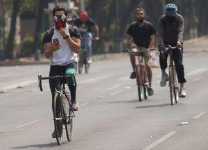 La batalla por el espacio público: ciclistas se apropian de calles en CDMX