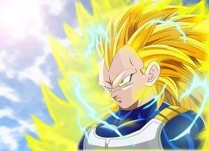Dragon Ball: finalmente fue revelada la apariencia oficial de Vegeta en Super Saiyajin fase 3