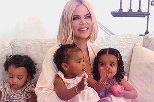 True y Dream Kardashian se van de compras demostrando lo independientes que son