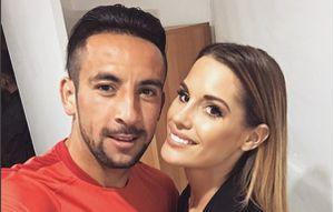 Oficial: Gala Caldirola y Mauricio Isla anunciaron el fin de su relación