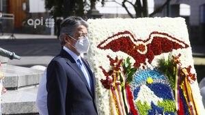 Presidente Guillermo Lasso se refiere a la inestabilidad en Quito